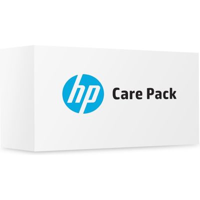 HP Care Pack 4 year hardware support (U1XQ5E) Care Pack