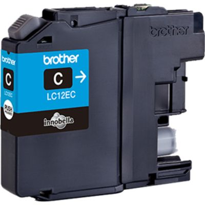 Brother LC-12EC Inktcartridge Cyaan