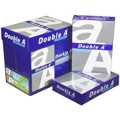 Double A Presentation A4 papier 1 doos (5x 500 vel)