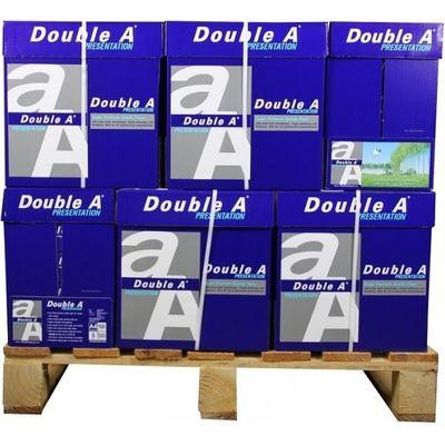 double a presentation a4 papier mini pallet 16 dozen kopen. Black Bedroom Furniture Sets. Home Design Ideas