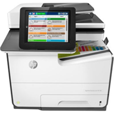 HP PageWide Enterprise Color MFP 586f Inkjet Printer