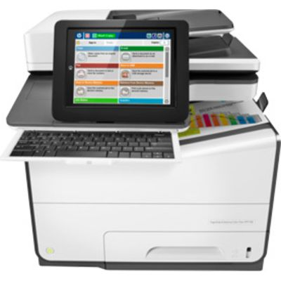 HP PageWide Enterprise Color Flow MFP 586z Inkjet Printer