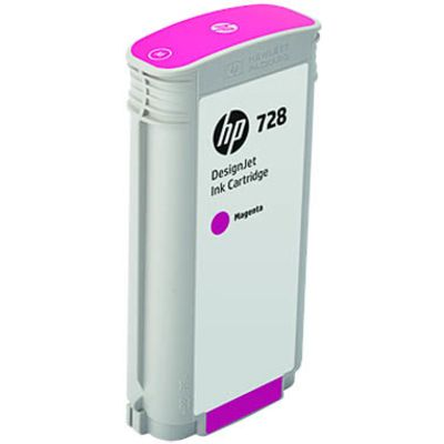 HP 728 (F9J66A) Inktcartridge Magenta