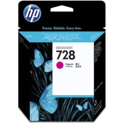 HP 728 (F9J62A) Inktcartridge Magenta