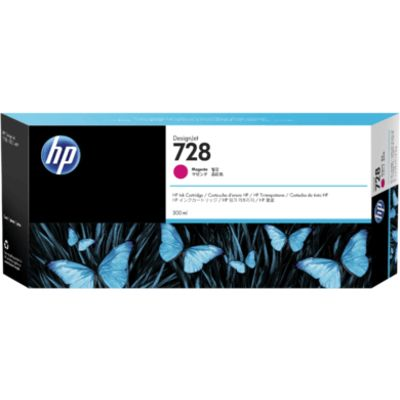 HP 728 (F9K16A) Inktcartridge Magenta