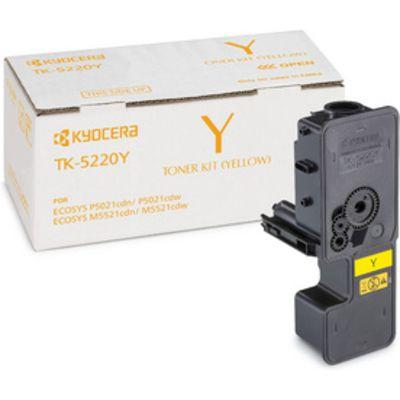 Toner Kyocera TK-5220 geel