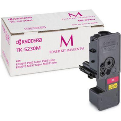 Toner Kyocera TK-5230 rood