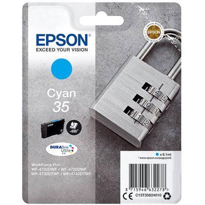 C13T35824010 EPSON WF4720DWF TINTE CY ST