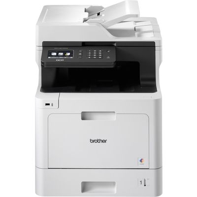 Brother DCP-L8410CDW 2400 x 600DPI Laser A4 31ppm Wi-Fi Zwart, Wit multifunctional