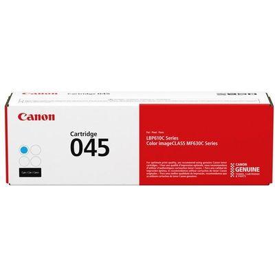 Canon 045 Laser cartridge 1300pagina's Cyaan