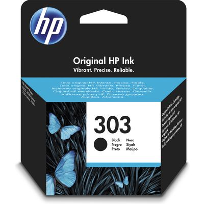 HP 303 (T6N02AE) Inktcartridge Zwart