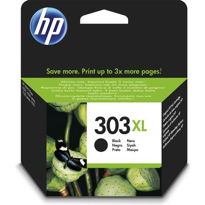 Inkcartridge HP T6N04AE 303XL zwart HC