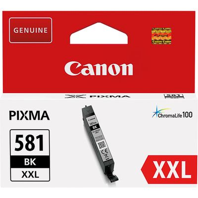 Canon CLI-581 XXL BK zwart