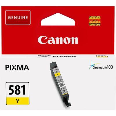 Canon CLI-581Y Inktpatroon 2105C001 Geel