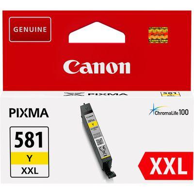 Canon CLI-581 XXL Y geel