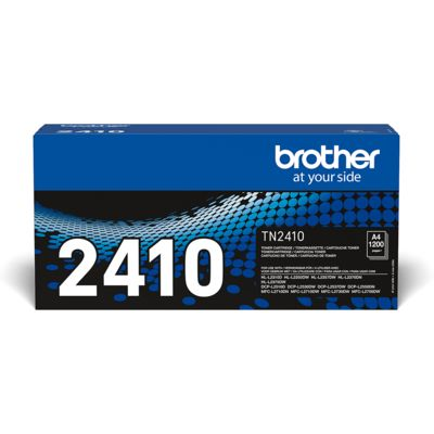 Brother TN-2410 Laser cartridge 1200pagina's Zwart toners & lasercartridge