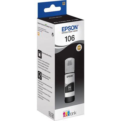 Epson 106 70ml Zwart inktcartridge