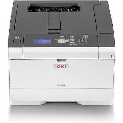 OKI C532dn printer kleur LED (46356102)