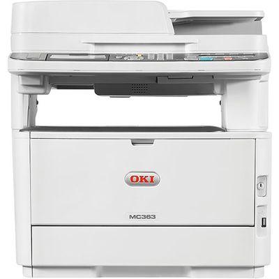 OKI MC363DN LED