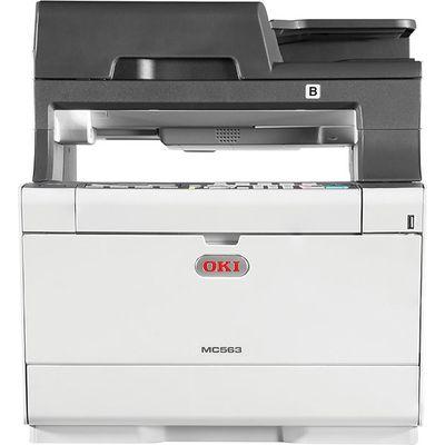 OKI MC563DN printer