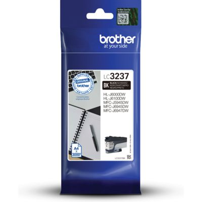 Brother LC-3237BK Inktcartridge Zwart