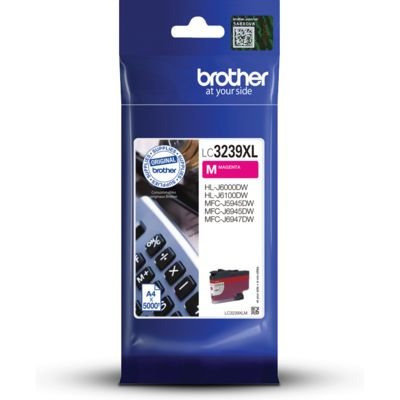Brother LC-3239XLM Inktcartridge Magenta Hoge capaciteit