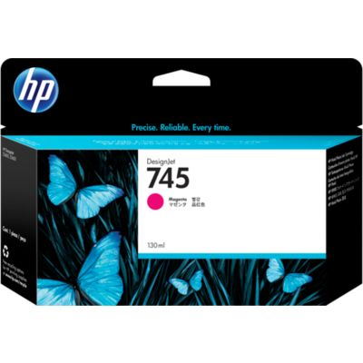 HP 745 (F9J95A) Inktcartridge Magenta