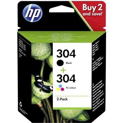 HP 304 2ml 4ml 120pagina's 100pagina's inktcartridge