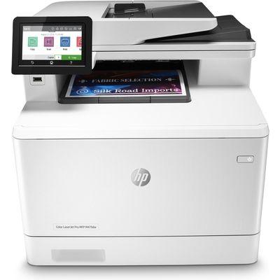 HP Color LaserJet Pro M479dw Laser 29 ppm 600 x 600 DPI A4 Wi-Fi