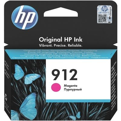 HP 912 (3YL78AE) Inktcartridge Magenta