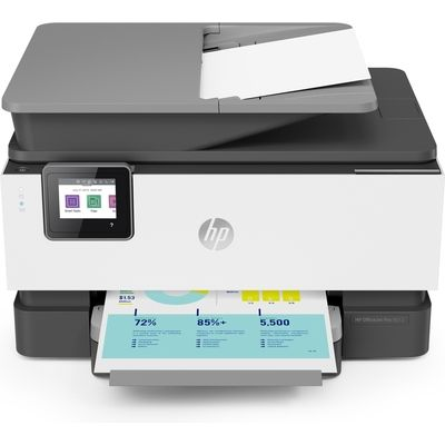 HP OfficeJet Pro 9012 Thermische inkjet 22 ppm 4800 x 1200 DPI A4 Wi-Fi