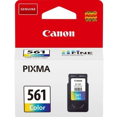 Canon 3731C001 inktcartridge Origineel Cyaan, Magenta, Geel 1 stuk(s)