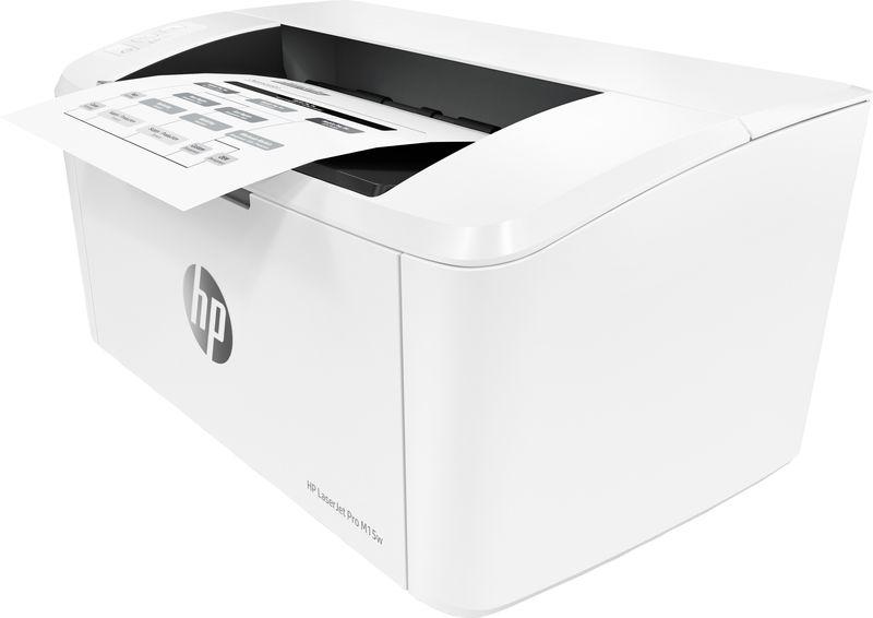 Hp Laserjet Pro M15w Laserprinter